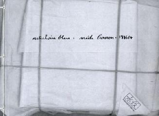 Outreloin Bleu - Arièle  Bonzon