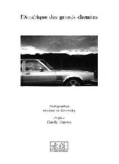 L'Amérique des grands chemins - Antoine de Givenchy