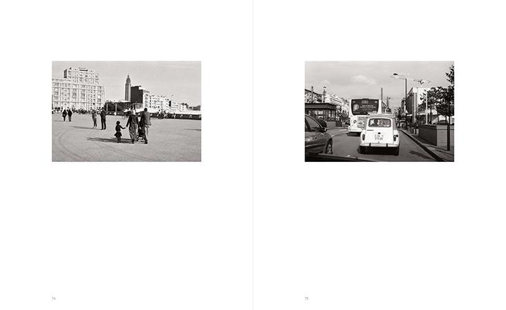 Le Havre en noir & blanc