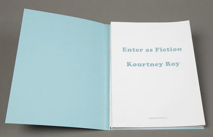Enter as fiction