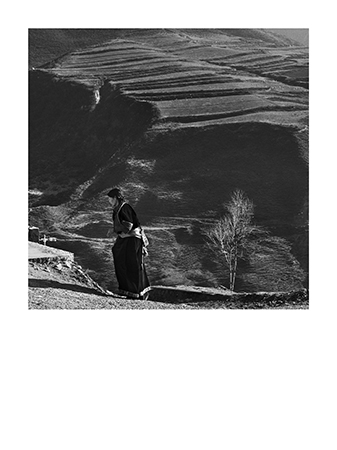 Si près du ciel, Le Tibet