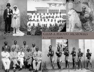 Ghana Photos Memories - J.K. Bruce Vanderpuije