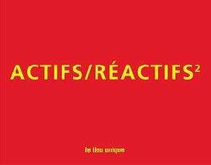 Actifs/Réactifs2 - Collectif