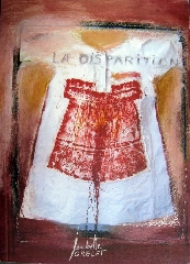 La disparition - Isabelle Grelet
