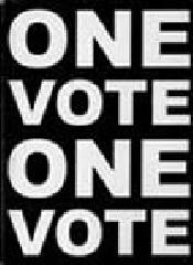 One Vote - Alex Majoli