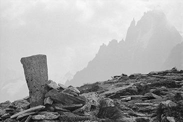Le jardin de pierres