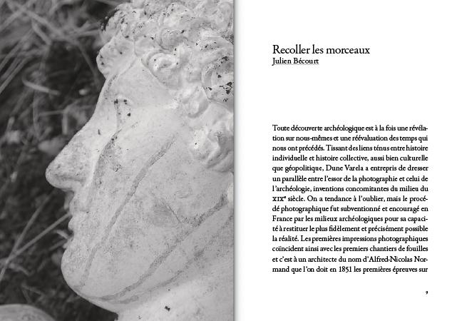 Rencontre Dune Varela – Julien Bécourt