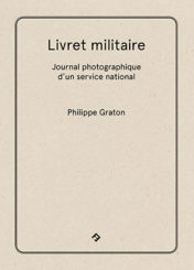 Livret militaire - Philippe Graton